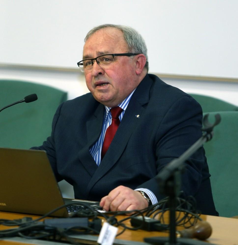 Mr. Krzysztof Malaga